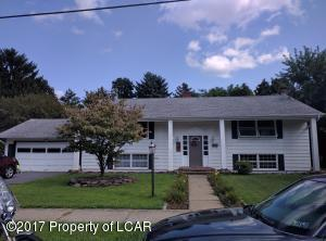 100 Plymouth Ave, Wilkes-Barre, PA 18702