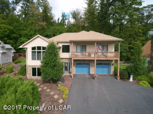 1479 Lakeside ( POLE 133 ) Dr, Harveys Lake, PA 18618