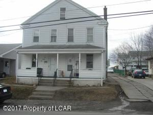 229-231 Nesbitt Street, Larksville, PA 18651