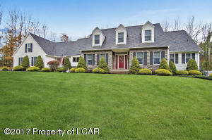 205 Poor Farm Road, Greenfield Township, PA 18407
