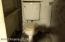 Water Closet in Basement