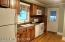 Modern Kitchen with Hardwood White Oak Floors & Craftsman soft close cabinets