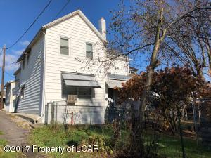 124 Rear S. Hanover St., Nanticoke, PA 18634