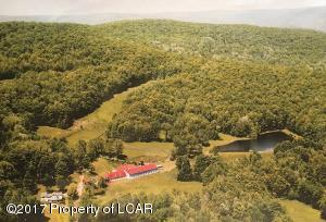 Greenbriar Rd, Harveys Lake, PA 18618