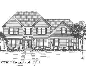 1132 (Lot 27) Woodberry Drive, Mountain Top, PA 18707