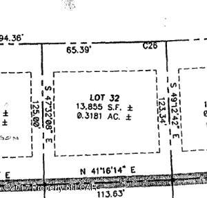 Lot #32 Ivy Ln, Dupont, PA 18641