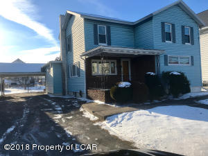 607 Exeter Ave, 1, West Pittston, PA 18643