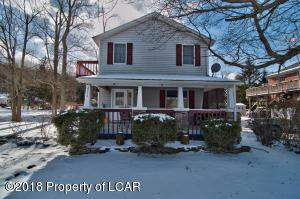 2213 LAKESIDE DR, Harveys Lake, PA 18618
