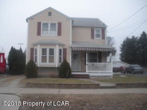 36 & R 36 8th St, Wyoming, PA 18644