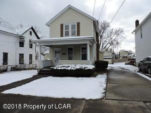 139 Elm Street, West Pittston, PA 18643
