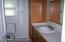 Master bath - heated radiant floors