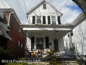 27 LAWRENCE St, Wilkes-Barre, PA 18702