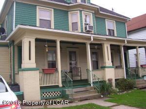 167 William St, Pittston, PA 18640