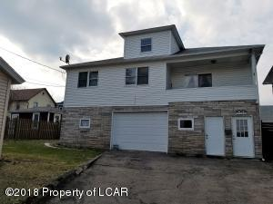 334 1/2 Salem St, West Pittston, PA 18643