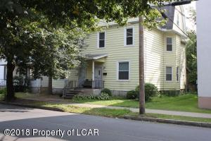 256 Academy St, Wilkes-Barre, PA 18702