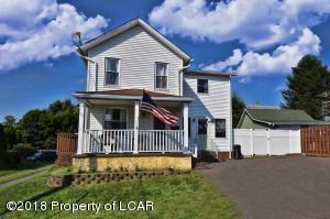 38 Leonard St, Hughestown, PA 18640