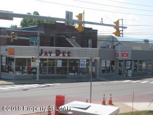 Corner S Main and Carey Street, Plains, PA 18705