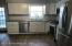 kitchen - new SS appliances, cabinets, flooring