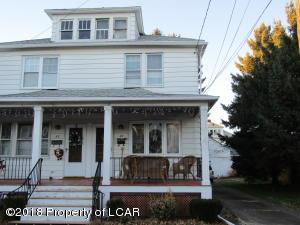 88 N Atherton St, Kingston, PA 18704