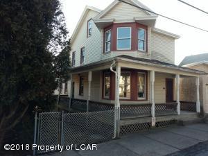 118 W 1st St, Hazleton, PA 18201