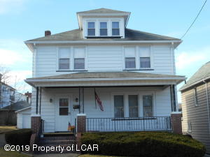 171 McLean Street, Wilkes-Barre, PA 18702