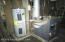 GAS FURNACE HOT WATER HEATER