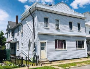 1312 N WASHINGTON Street, Wilkes-Barre, PA 18705