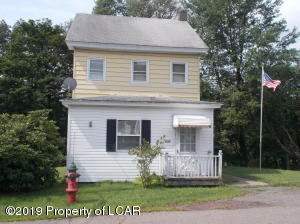 436 Carbon Street, Weatherly, PA 18255