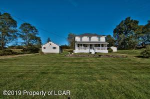 61 Cemetery Hill Road, Shickshinny, PA 18655