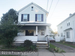 258 Frederick Street, Kingston, PA 18704