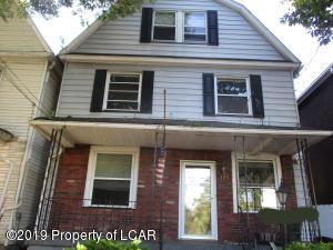 123 CARLISLE Street, Wilkes-Barre, PA 18701