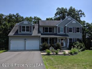 155 Sand Springs Drive, Drums, PA 18222