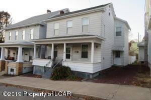 225 Second Street, Weatherly, PA 18255