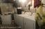 laundry hook ups in basement