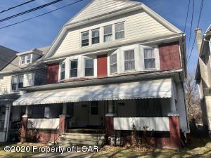 43 S Welles Street, Wilkes-Barre, PA 18702