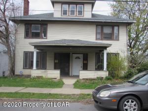 73-75 Graham Avenue, Wilkes-Barre, PA 18706