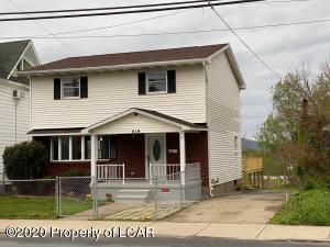 619 Main Street, Avoca, PA 18641