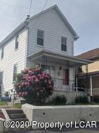 83 Cliff Street, Pittston, PA 18640