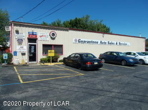600 N Main Street, Pittston, PA 18640-2202