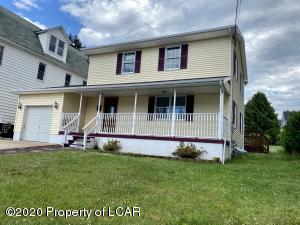 25 Cliff Street, Pittston, PA 18640