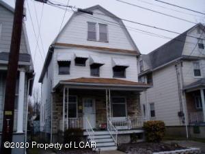 229 Carlisle Street, Wilkes-Barre, PA 18702