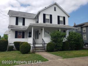 242 Poland Street, Swoyersville, PA 18704