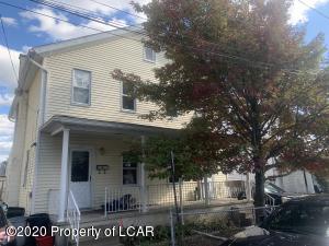 121 123 Morris Avenue, Scranton, PA 18504