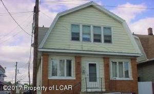 219 W Chapel Street, Hazleton, PA 18201