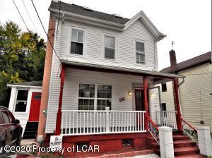 33 Hutson Street, Wilkes-Barre, PA 18702