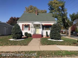129 S Dawes Avenue, Kingston, PA 18704