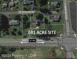 Corner E Center Hill Rd and Rt, Dallas Township, PA 18612