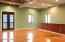 Living Room with HW Floor
