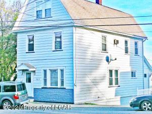 263 Kelly Street, Luzerne, PA 18709