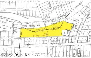 Rear Tedrick Street, Pittston, PA 18640
